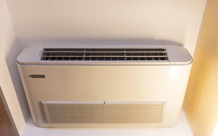 Ceiling HVAC AC