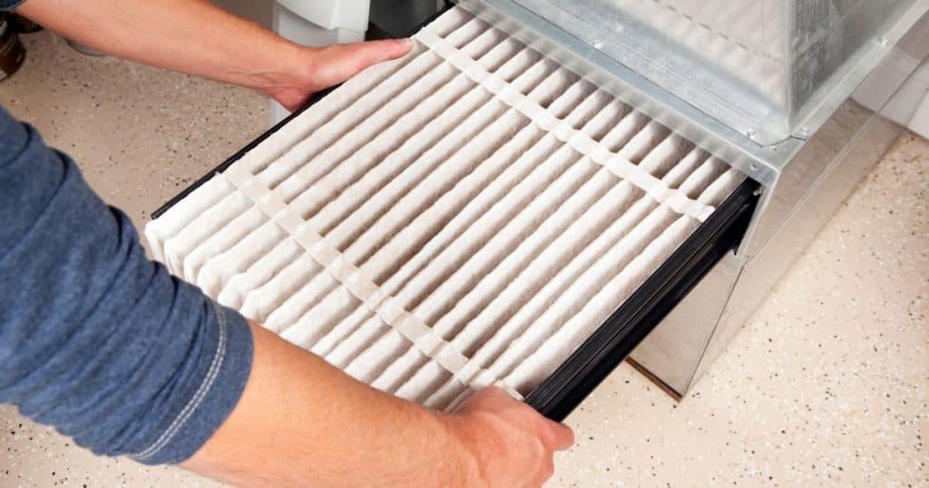 Furnace Filter Airflow