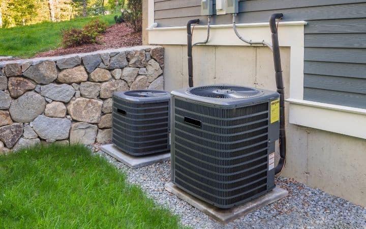 HVAC central unit
